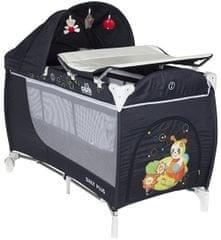 CAM prenosna otroška posteljica Daily Plus