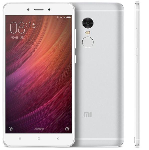 Xiaomi Redmi Note 4, 2 GB / 16 GB, Dual SIM, stříbrný