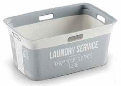 Kis Kôš na čistú bielizeň 45 l Laundry Service