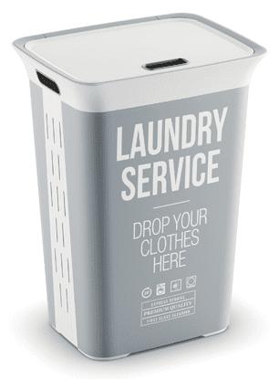 Kis Kôš na špinavú bielizeň 50 l Laundry Service