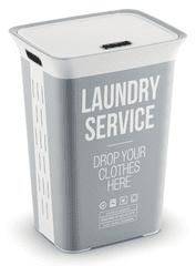 Kis Koš na špinavé prádlo 50 l Laundry Service