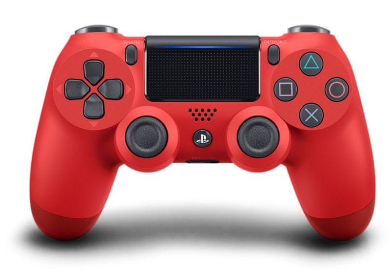 Sony PS4 DualShock 4 red V2