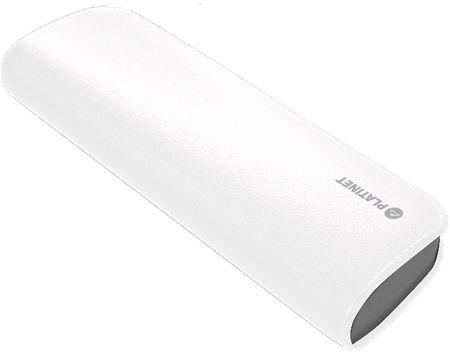 Platinet prenosna baterija Powerbank 7200mAh, bela