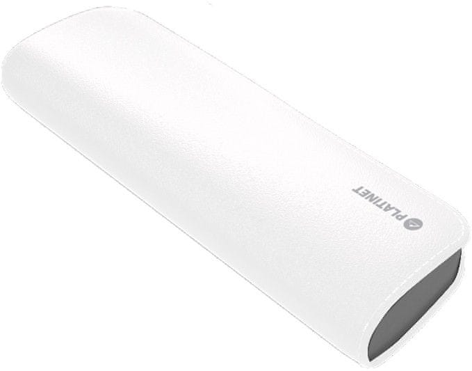 Platinet Powerbank 7200mAh White
