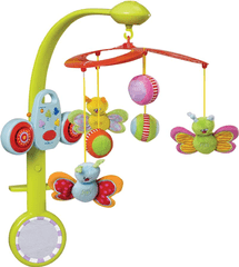 Taf Toys Stereo kolotoč Motýliky
