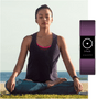 7 - Fitbit Charge 2, Plum/Silver, Small