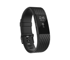 Fitbit Fitbit Charge 2, Black Gunmetal, Small