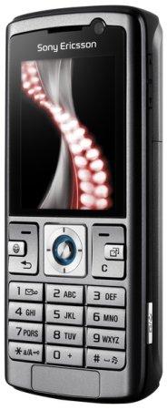 Sony Ericsson K610i Urban Silver