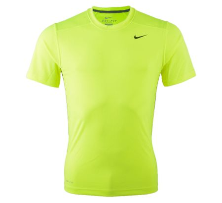 Nike Legacy SS Top Yellow S