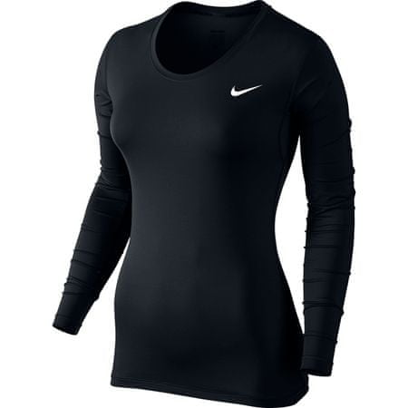Nike NP CL long sleeve W Black S