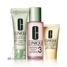 Clinique zestaw 3-Step Skin Care System 3 Combination Oily