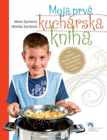 Zjavková Mária: Moja prvá kuchárska kniha