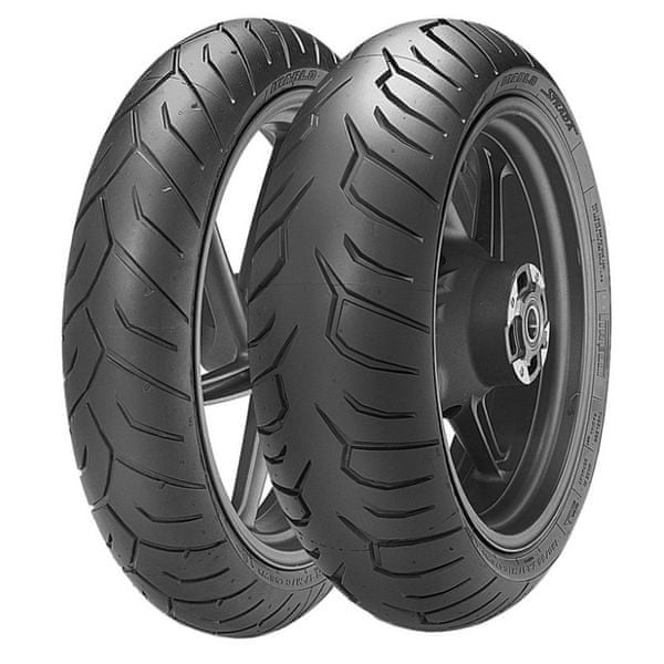 Pirelli diablo Strada 120/60 TL (55W) + 160/60 TL (69W) ZR 17