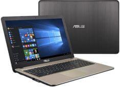 Asus prijenosno računalo X540LJ-XX550D i3-5005U/6GB/1TB/G920M/Dos