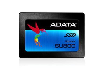AData SSD tvrdi disk SU800, 256GB, 3D, NAND