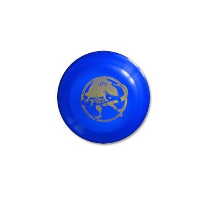 Henry's DogStar T-Rex Kutyafrizbi 24cm, Kék