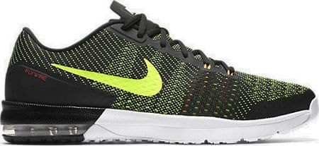 Nike športni copati Air Max Typha, črno-zeleni, 42