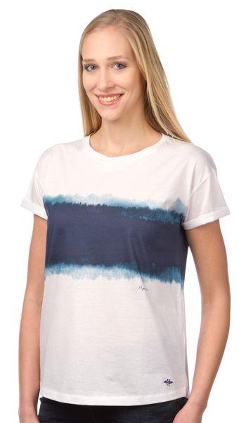 Pepe Jeans dámské tričko Dakota L bílá