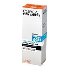 L'Oréal krem Men Expert Hydra 24H nawilżający do skóry wrażliwej - 75 ml