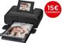 1 - Canon prenosni foto tiskalnik CP1200 Selphy, črn