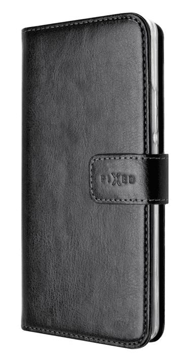 Fixed pouzdro typu kniha Opus pro Samsung Galaxy J3 (2017), černé
