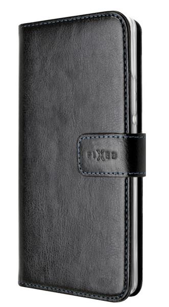 Fixed pouzdro typu kniha Opus pro Lenovo Vibe K5 Note , černé