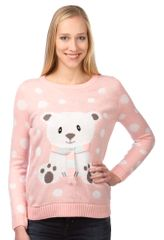 Brave Soul ženski pulover Winter
