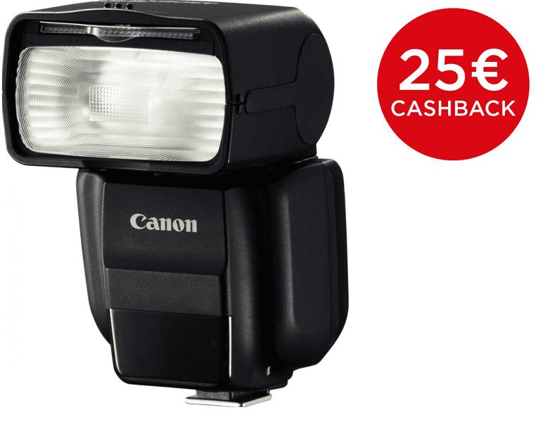 Canon Speedlite 430 EX III-RT + 1000 Kč od Canonu zpět