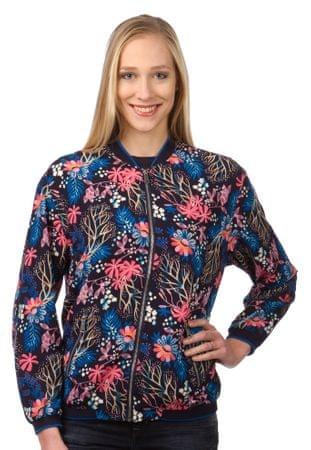 Brave Soul ženska jakna Janey XS temno modra