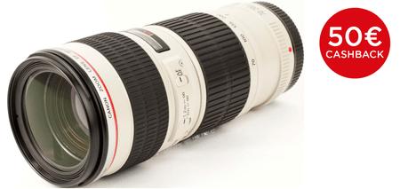 Canon objektiv EF70-200 f/4,0 L USM
