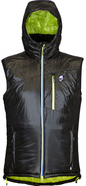 High Point Barier Vest Black M