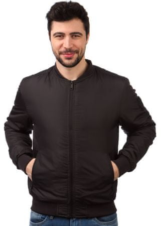 Brave Soul férfi kabát Dorell XL fekete