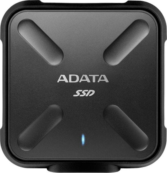 Adata ASD700 256GB SSD USB 3.0 Black (ASD700-256GU3-CBK)