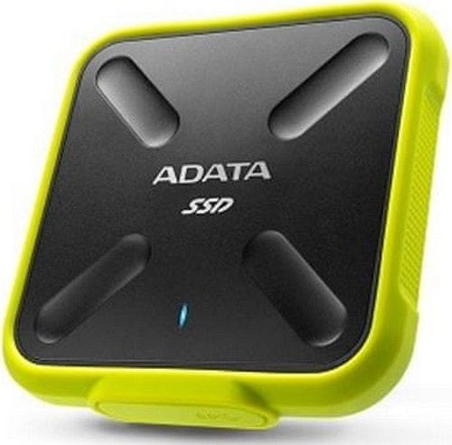 Adata ASD700 256GB SSD USB 3.0 Yellow (ASD700-256GU3-CYL)