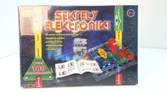 Teddies Sekrety elektroniki zestaw ponad 180 eksperymentów