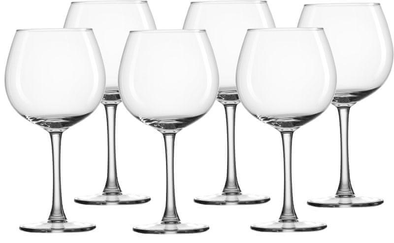 Ritzenhoff&Breker sklenice na burgundské 570 ml, 6 ks