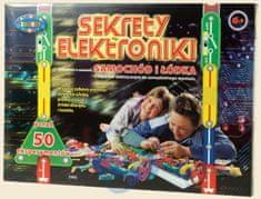 Teddies Tajomstvo elektroniky - Auto, loď 50 experimentov