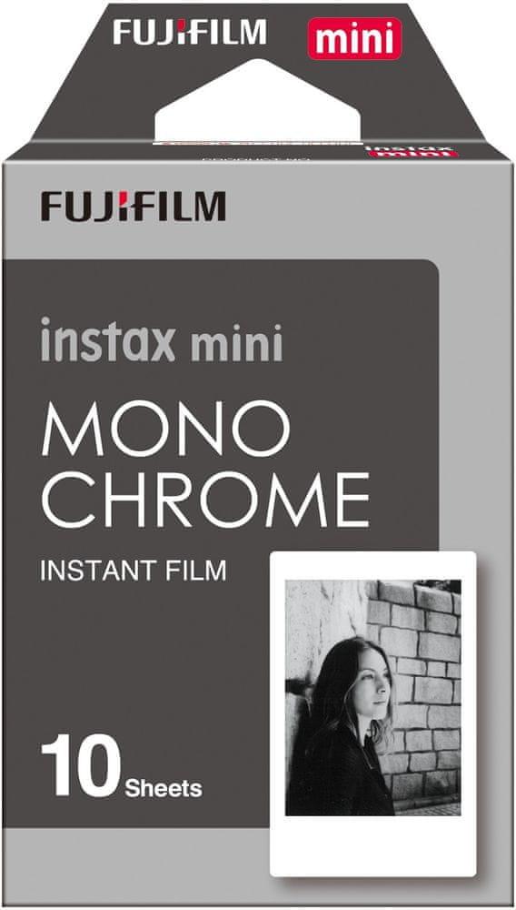 FujiFilm Instax Film Mini Monochrome WW10 (10ks)