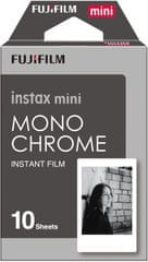FujiFilm Instax Film MINI Monochrome WW10 (10ks)