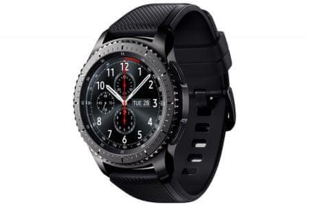 Samsung Gear S3 Frontier R760, Dark Grey