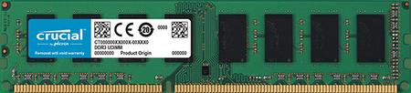 Crucial pomnilnik 4GB DDR3L-1600Mhz CL11 UDIMM 1,35/1.5V