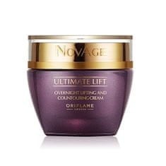 Oriflame Noční liftingový krém NovAge Ultimate Lift (Overnight Lifting And Countouring Cream) 50 ml