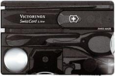 Victorinox zestaw SwissCard Lite czarny