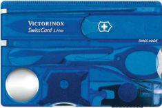 Victorinox zestaw SwissCard Lite niebieski