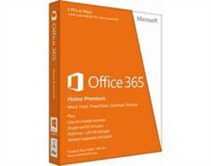 Microsoft Office 365 Home, FPP, slovenski, 1-letna naročnina