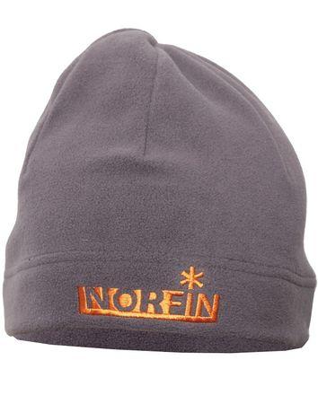 NORFIN Čepice Fleece šedá XL