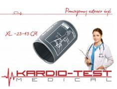 Kardio Test mankiet do ciśnieniomierza elektronicznego - duży (do-43cm)