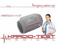 Kardio Test mankiet do ciśnieniomierza elektronicznego - uniwersalny