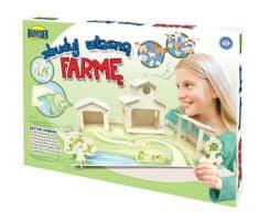 Dromader Farma Drewniana Do Składania