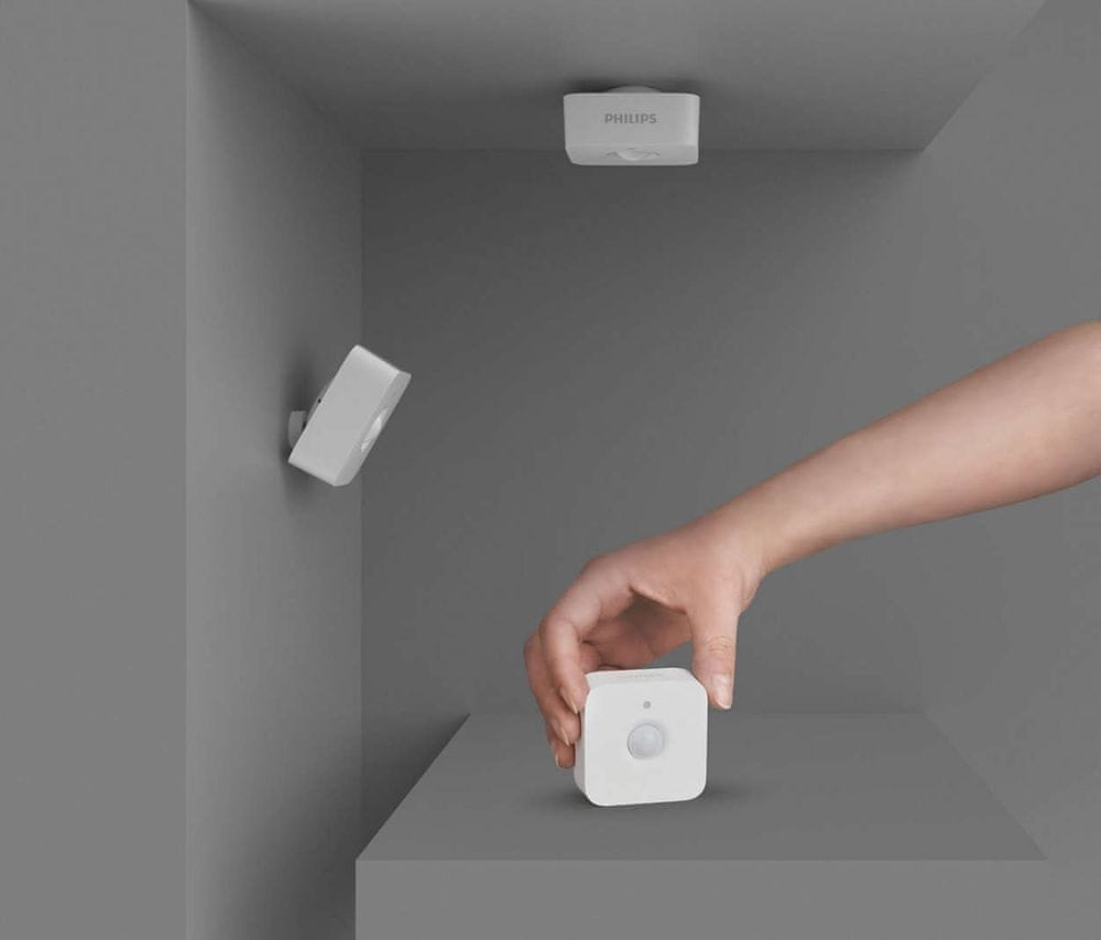 Philips HUE senzor pohybu - rozbaleno